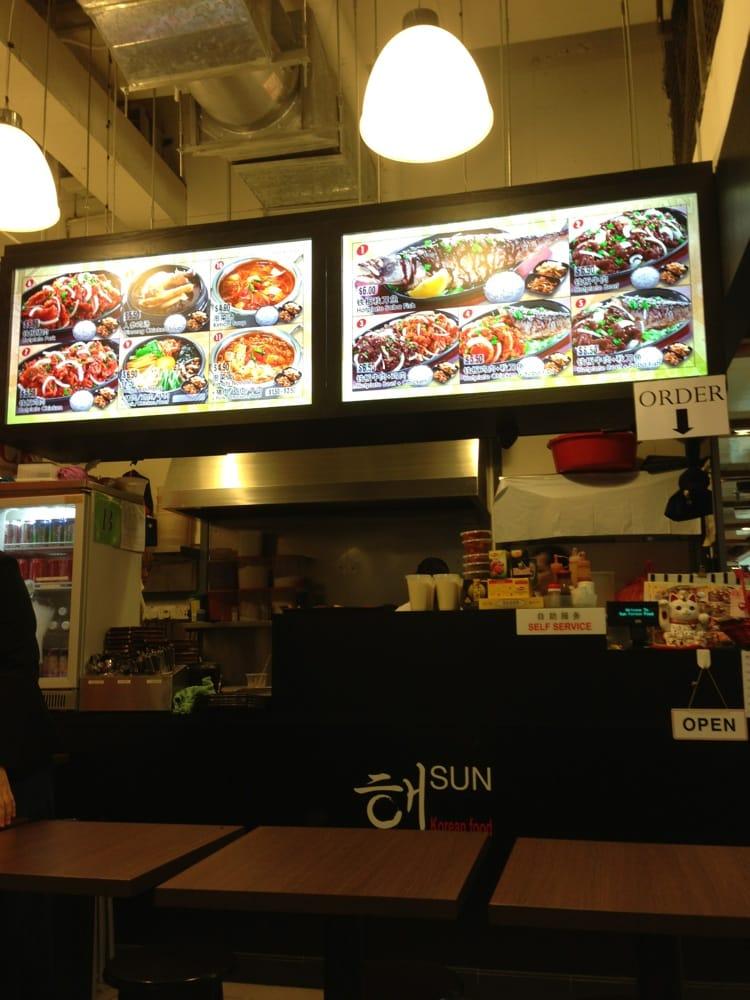 Sun Korean Food Singapore