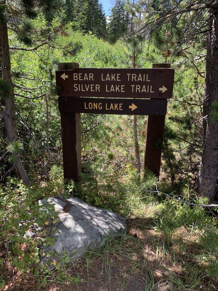 Bear Lakes & Long Lake Loop Trail: Gold Lake Hwy, Graeagle, CA