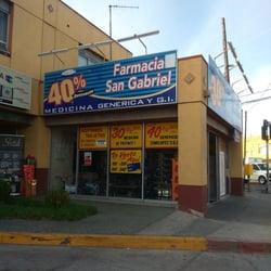 Farmacia San Gabriel - Farmacia - Blvd. Agua Caliente esq