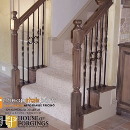 Amazing Photo Of Cheap Stair Parts   Houston, TX, United States