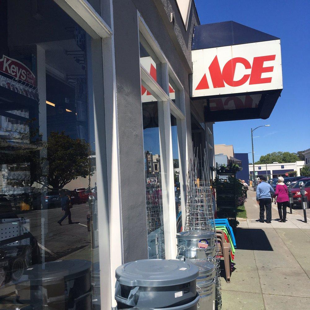 Ace Hardware: 235 Park Rd, Burlingame, CA