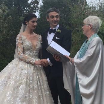 Elizabeth River Wedding Officiant