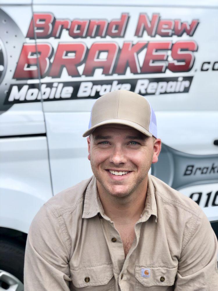 Brand New Brakes - Mobile Brake Repair