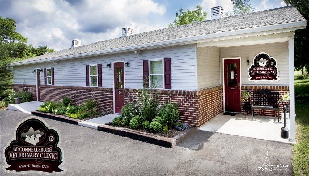 McConnellsburg Veterinary Clinic: 163 Reservoir Rd, McConnellsburg, PA