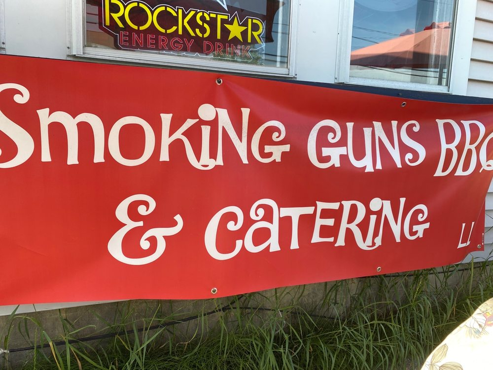 Smoking Guns BBQ & Butcher Shop: 18 Moultonville Rd, Ossipee, NH