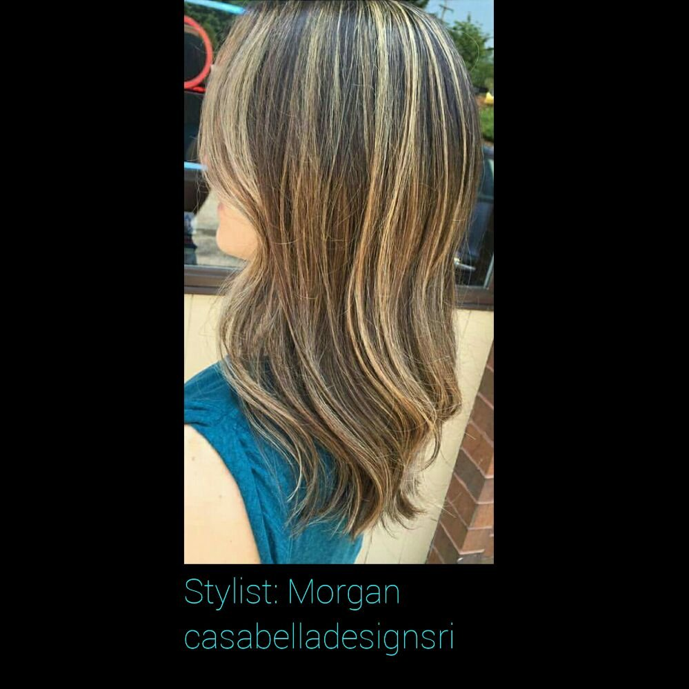 Toffee Balayage Done By Morgan Yelp
