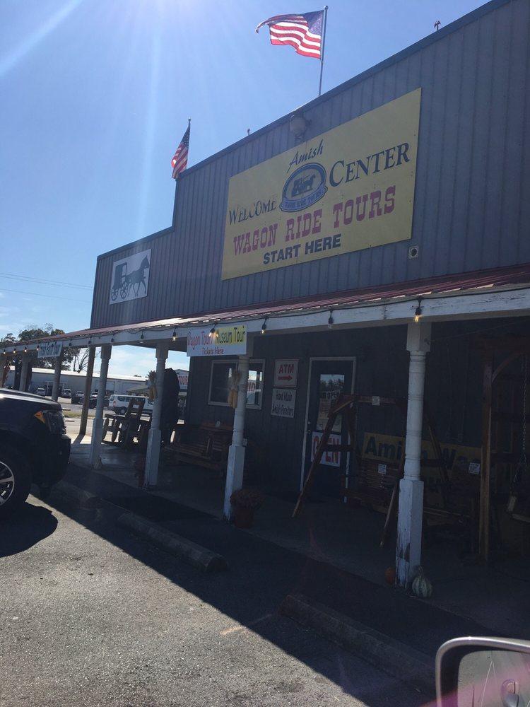 Amish Welcome Center: 3943 Highway 43 N, Ethridge, TN
