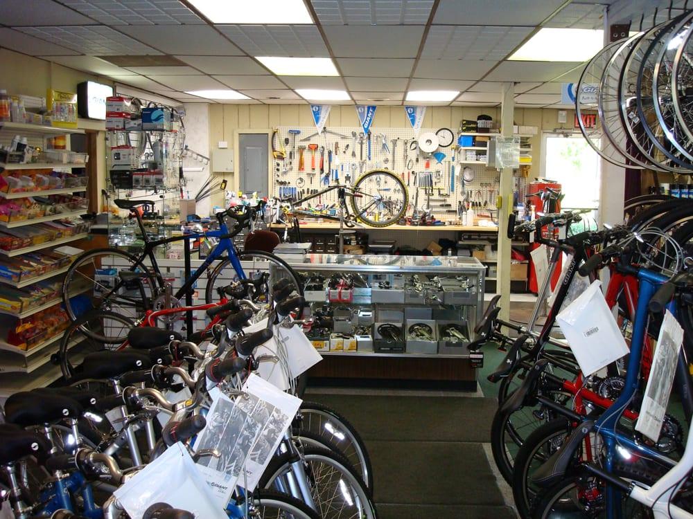 Custer Cyclery: 104 N Augusta Dr, Augusta, MI
