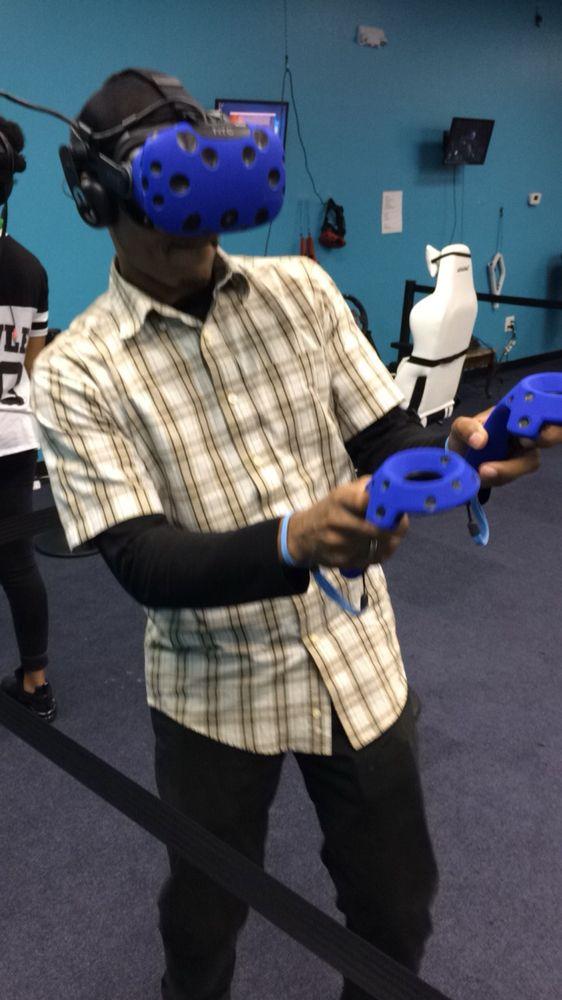 Imaginations VR: 2035 W McDermott Dr, Allen, TX