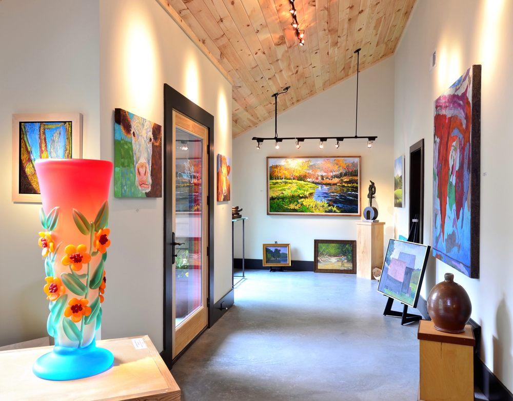 Art Cellar Gallery: 920 Shawneehaw Ave, Banner Elk, NC
