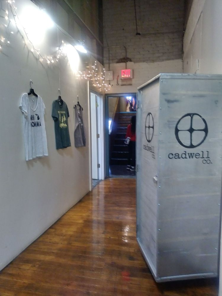 Cadwell Apparel: 144 W Michigan Ave, Galesburg, MI