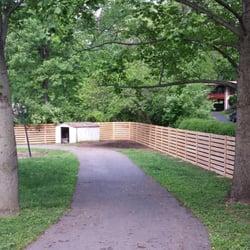 Photo Of Budget Fence Company Joelton Tn United States 6 Foot Horizontal