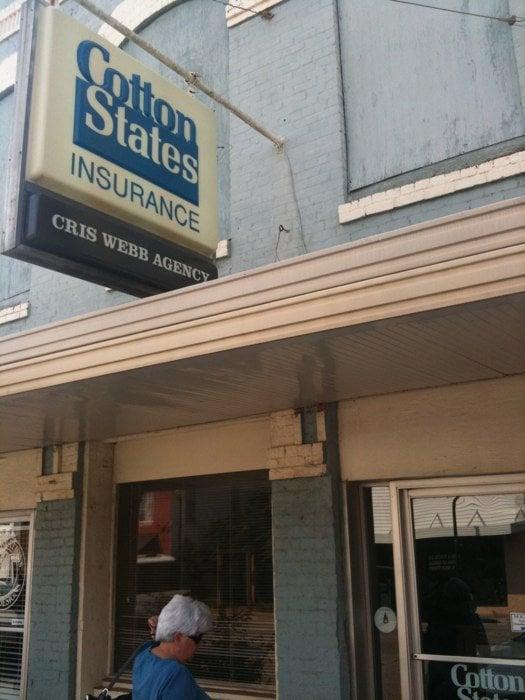 Webb Insurance Agency: 237 N Main St, Dawson, GA
