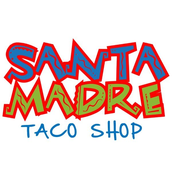 Food from Santa Madre Taco Shop