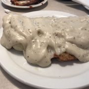 Part Of The Sampler Photo Country Kitchen Marshall Mi United States Fried Steak With