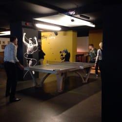 Gossima ping pong bar 32 24 4 rue victor for 4 rue richard lenoir