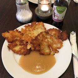Außergewöhnlich Photo Of Kiez   Küche   Berlin, Germany. Hausgemachte Kartoffelpuffer, Sehr  Lecker