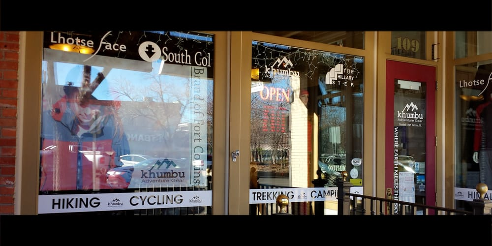 Khumbu Adventure Gear: Fort Collins, CO
