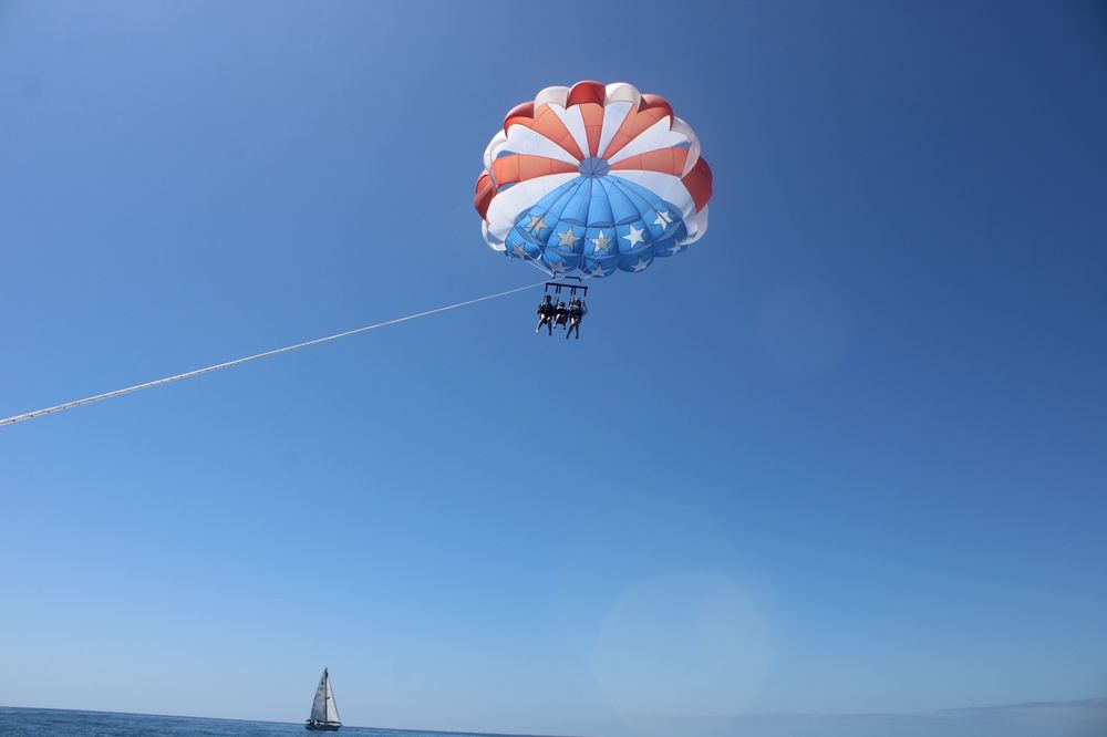 Dana Point Parasail