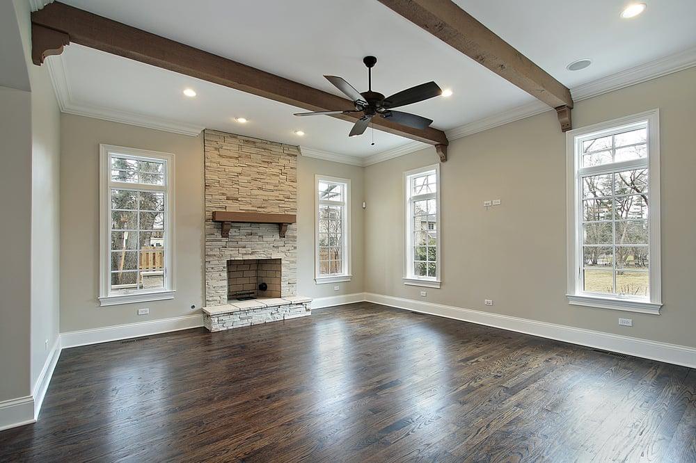 Photo Of Daniels Floors   Roswell, GA, United States. Minwax Jacobean Stain  On
