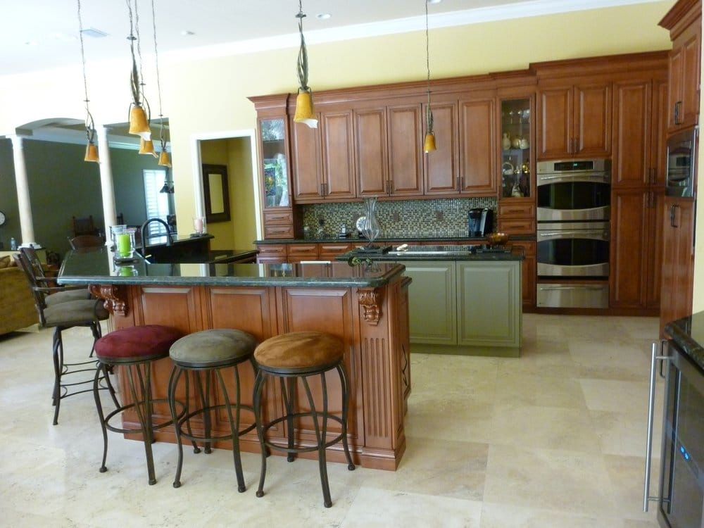 k o kitchen cabinets miami custom kitchen cabinets solid wood cabinetry w cinnamon 18039
