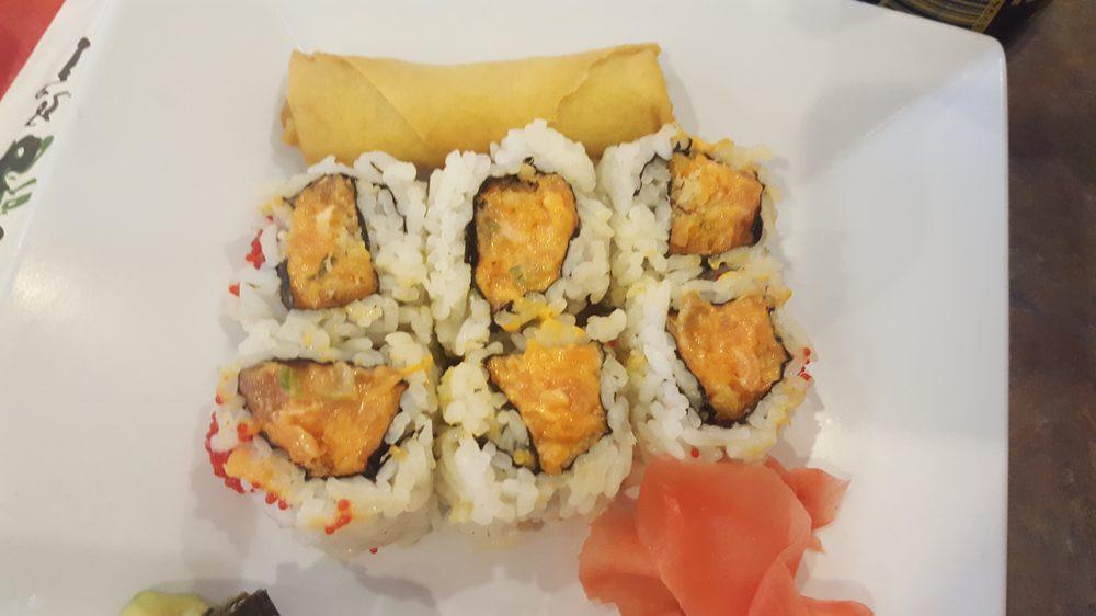 Sushi Ichiban: 619 S Wright St, Champaign, IL