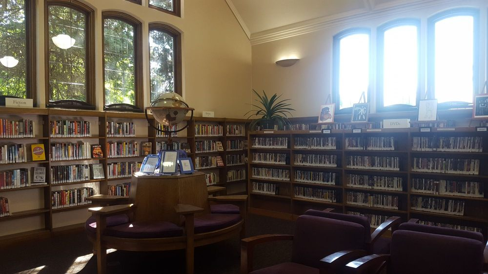 Seattle Public Library - Queen Anne Branch