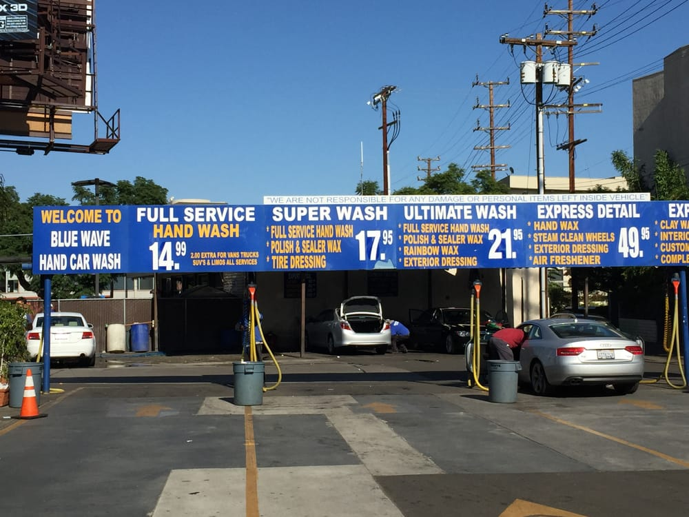 bluewave car wash 84 photos 258 reviews car wash 10854 santa monica blvd west los. Black Bedroom Furniture Sets. Home Design Ideas