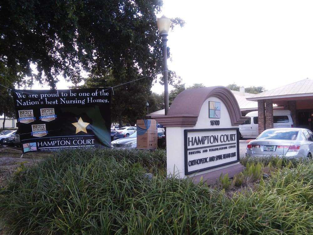 Hampton Court Nursing & Rehabilitation Center