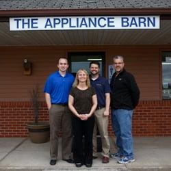The Appliance Barn Appliances Amp Repair 101 B Ave