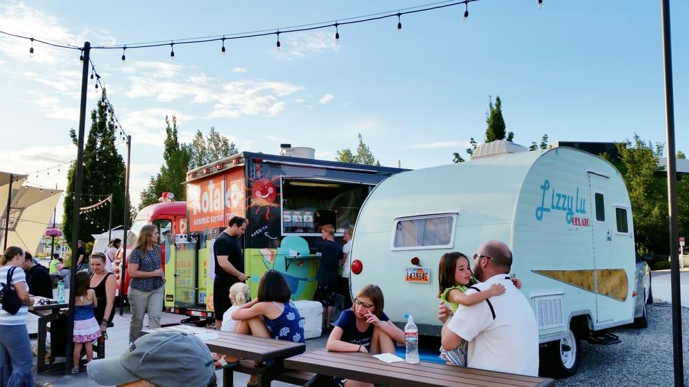 Food Trucks At Soho Food Park Yelp