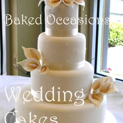 Baked Occasions Wedding Cakes Punta Gorda Fl