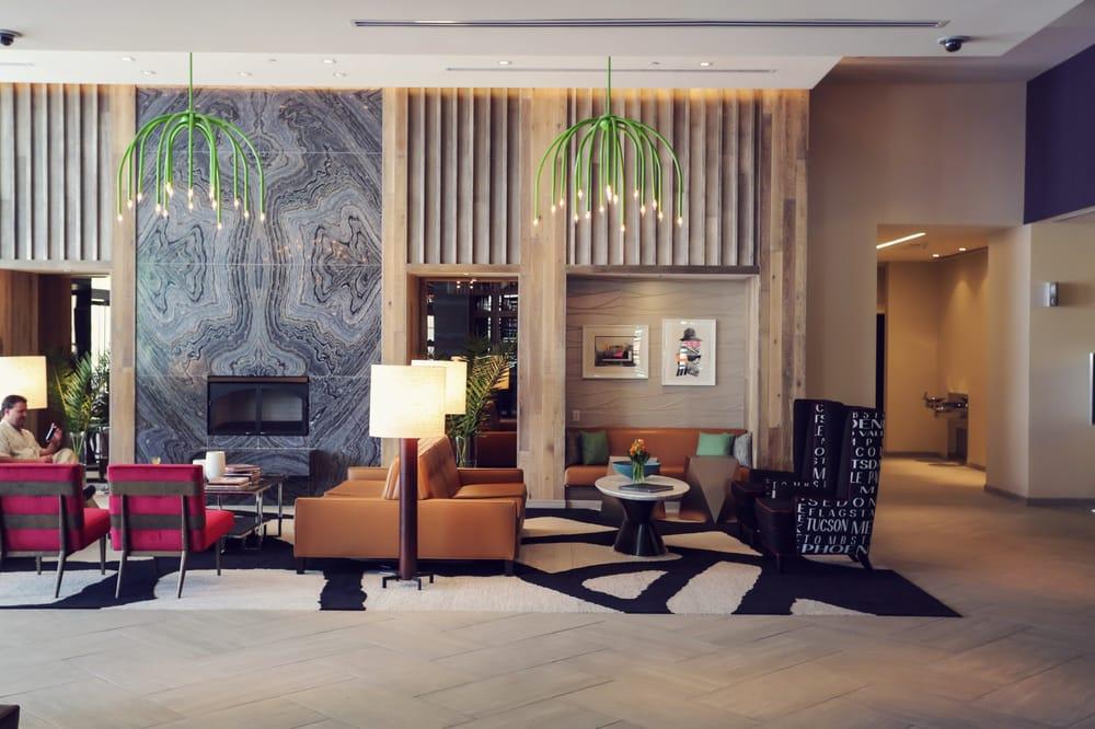 Kimpton Palomar Hotel Phoenix Cityscape