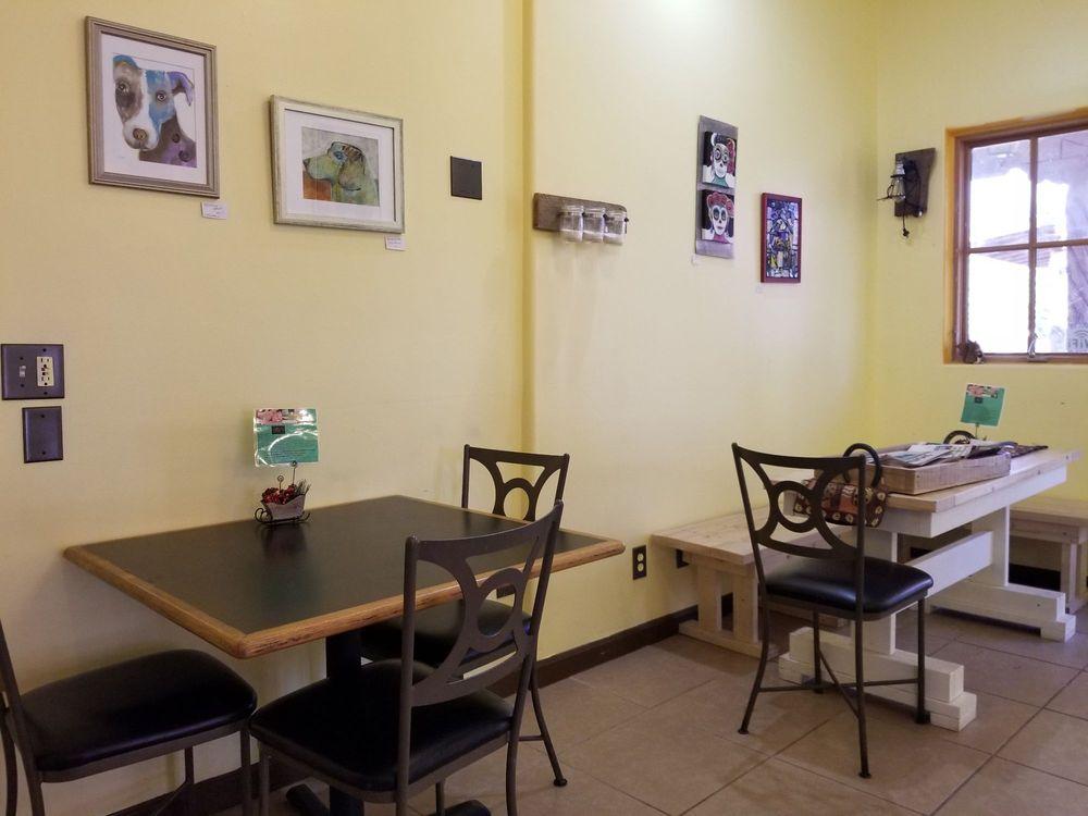 Perk Ranger Coffee House: 4436 Corrales Rd, Corrales, NM