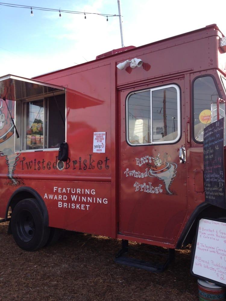 Ritt's Twisted Brisket: Boerne, TX