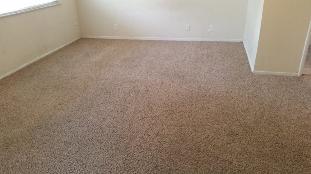 Finished Cleaning Old Carpet And The Red Stains Gone Yelp
