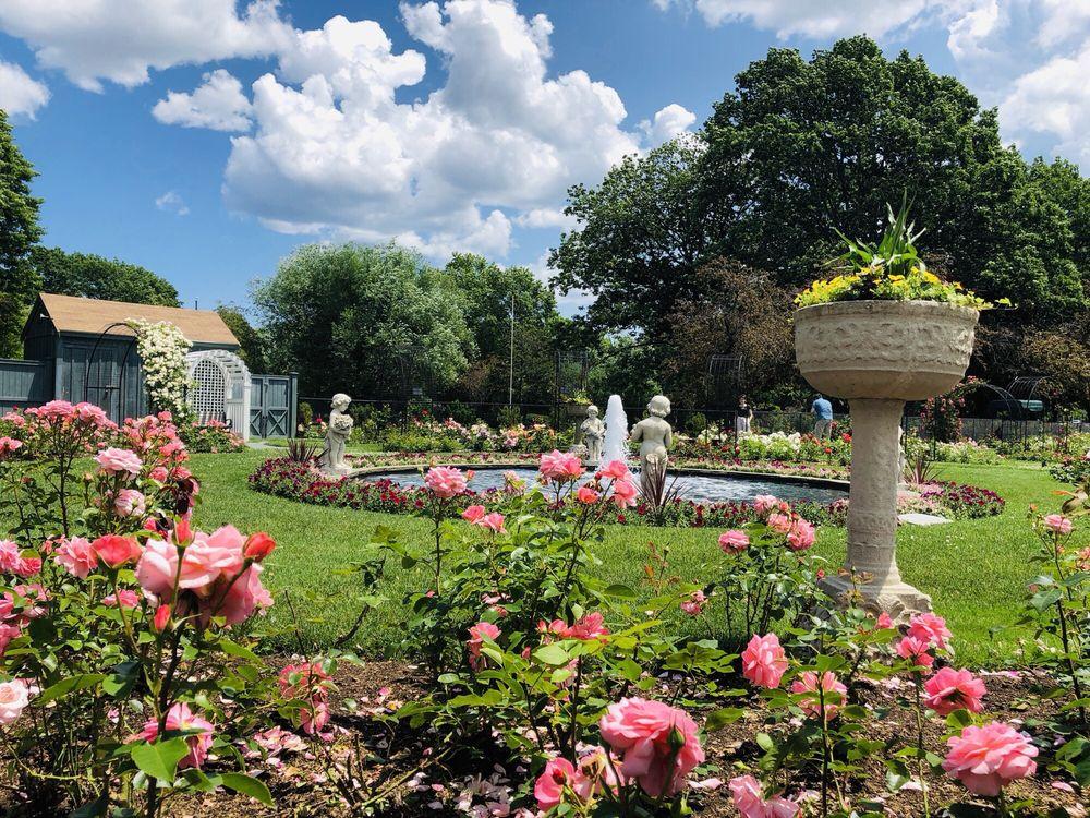 Photo of James P Kelleher Rose Garden - Boston, MA, United States