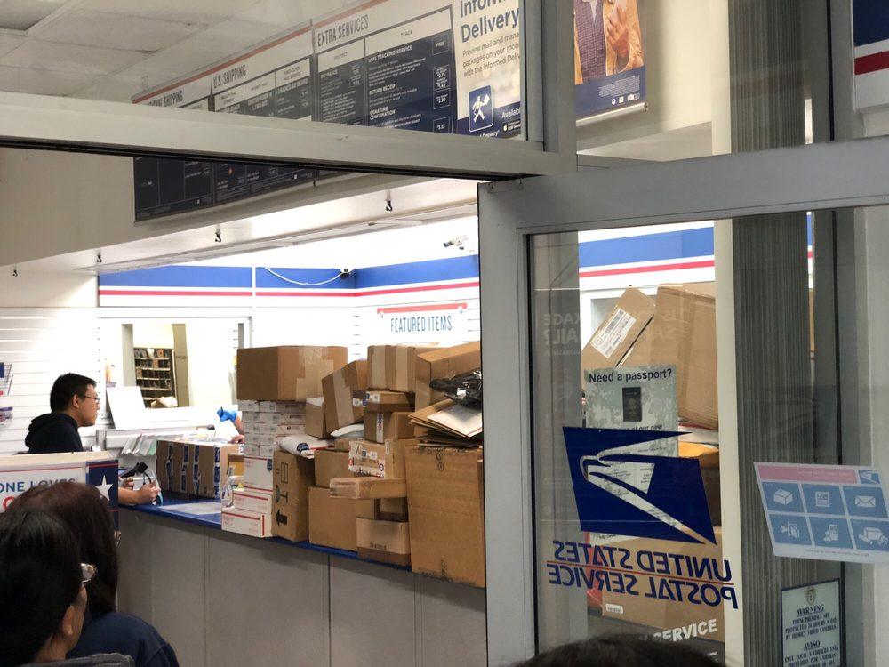 US Post Office: 2960 Huntington Dr, San Marino, CA