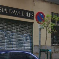 Restaura muebles tappezzieri calle del olivar 12 lavapi s y embajadores madrid spagna - Telefono registro bienes muebles madrid ...