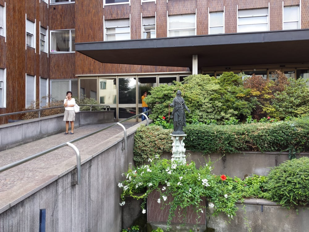 Casa di cura san pio x hospitais via francesco nava 31 - Casa di cura san maurizio canavese ...