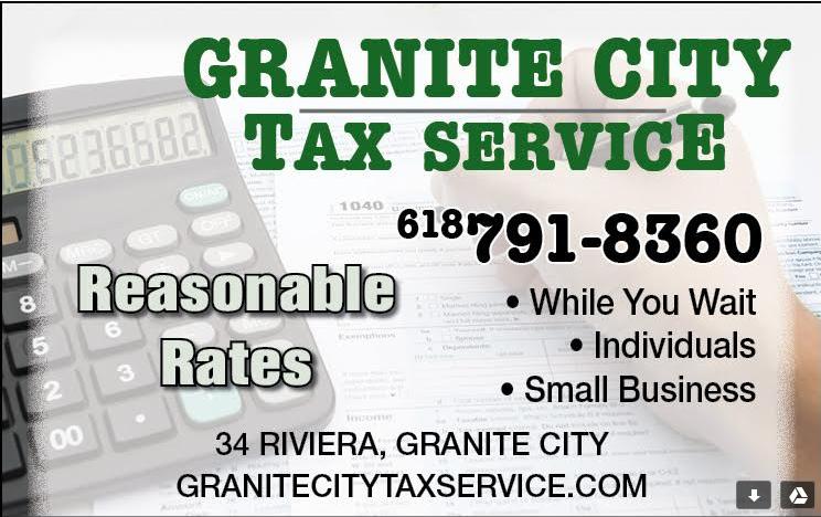 Granite City Tax Service: 34 Riviera Dr, Granite City, IL