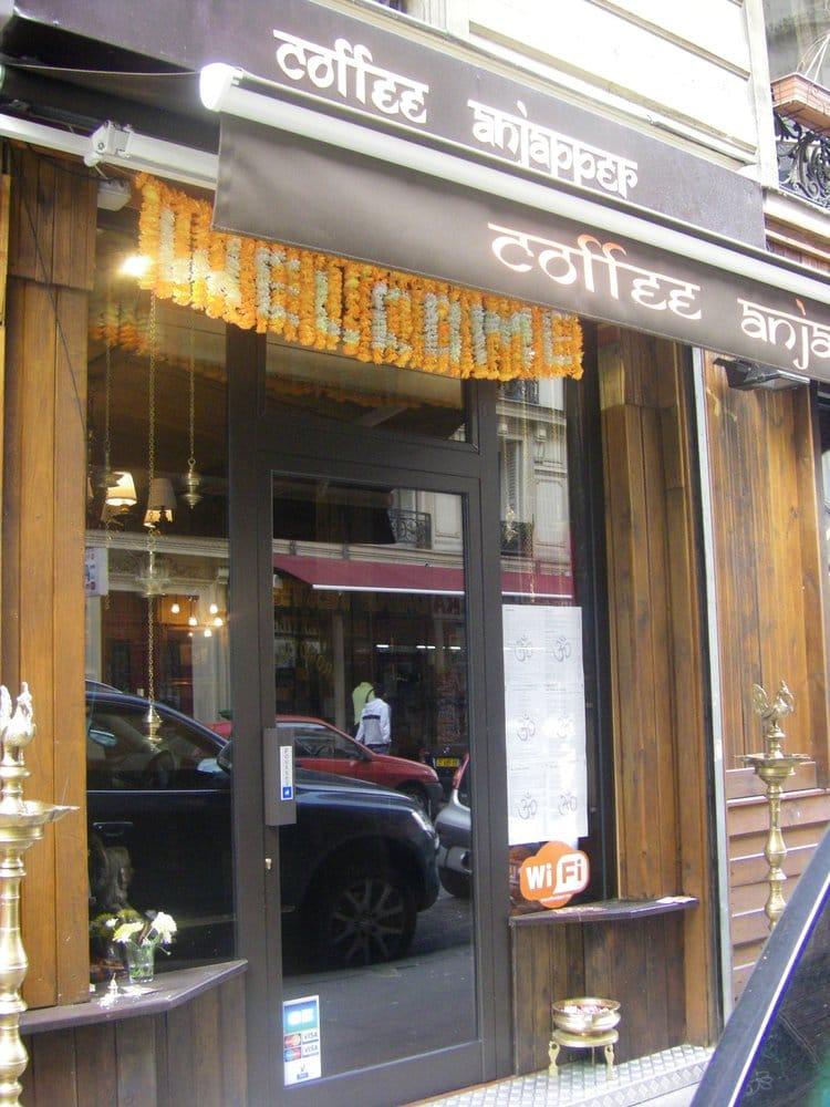 Restaurant Indien Gare Du Nord Rue Cail