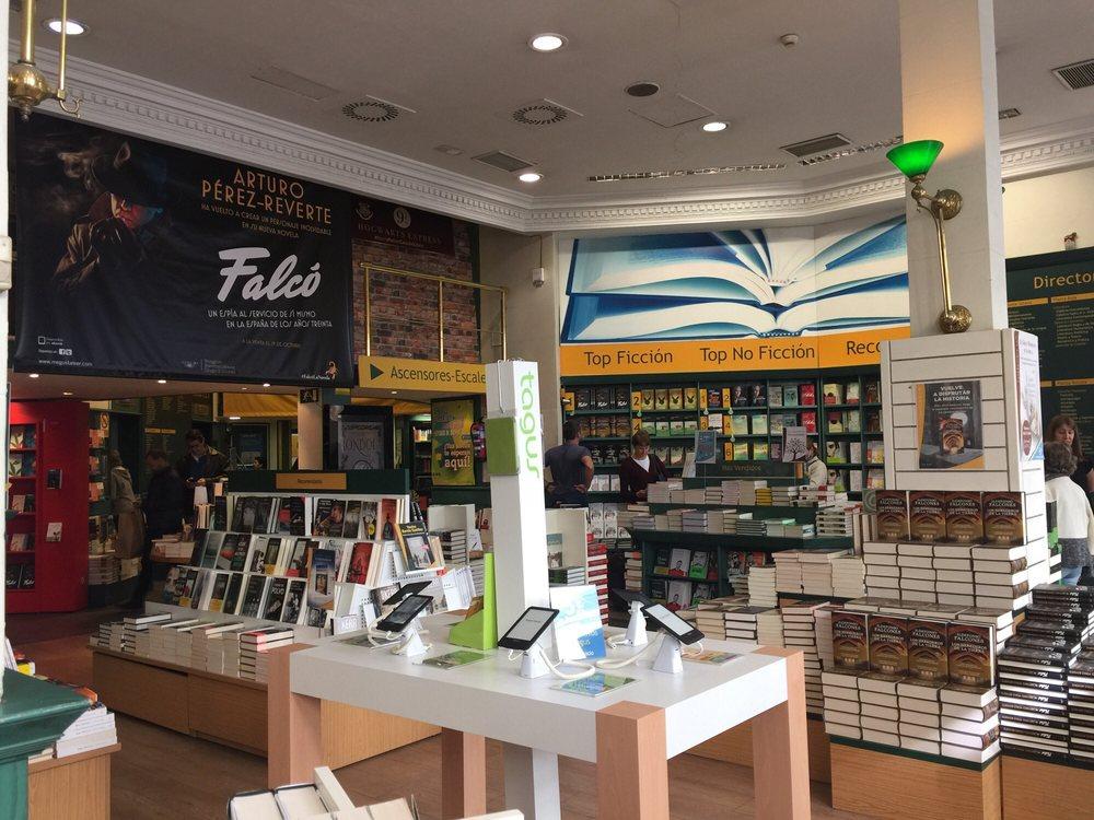 Casa del Libro Gift Card - Madrid, M | Giftly