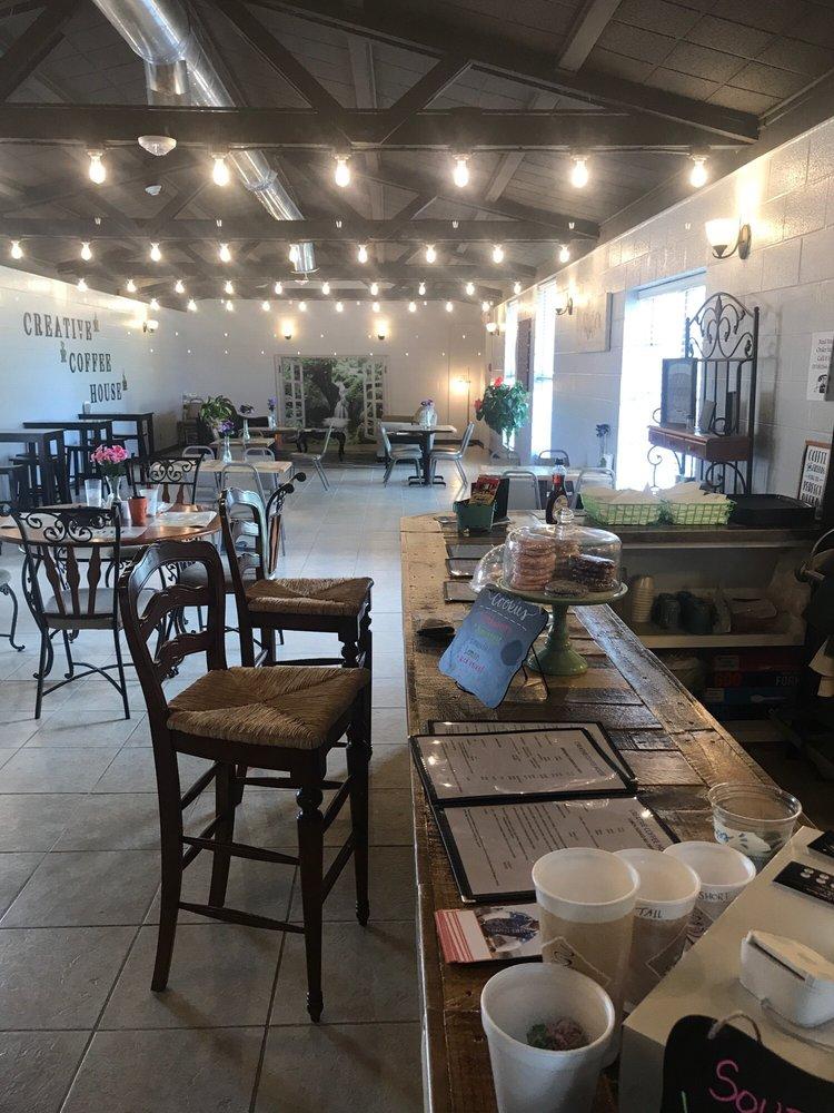 Creative Coffee House: 12 W Dawes Ave, Bixby, OK