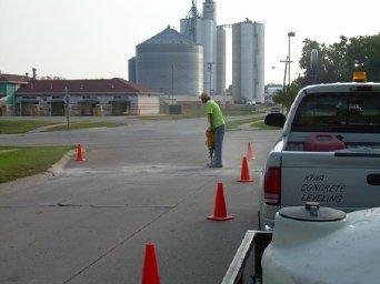 Iowa  Concrete Leveling: Clive, IA