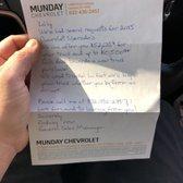 Foto De Munday Chevrolet   Houston, TX, Estados Unidos