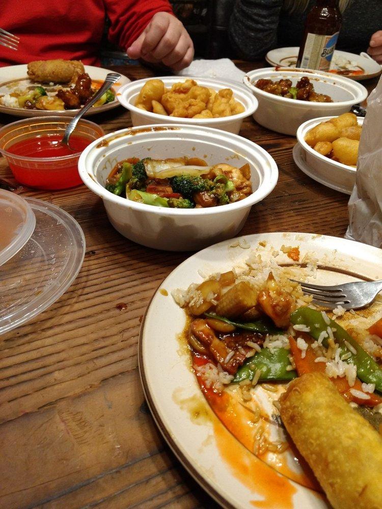 Zhong Hua Restaurant: 4602 Grand Ave, Duluth, MN