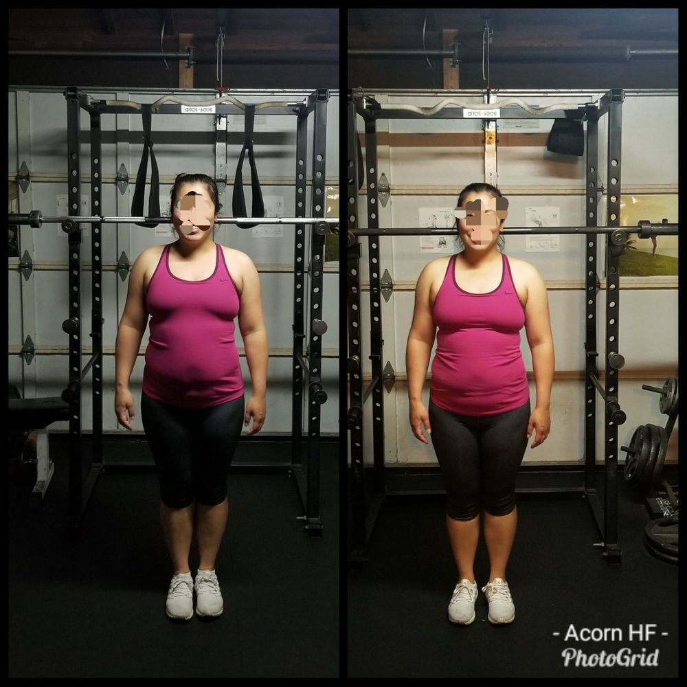 Photo of Acorn Health And Fitness - Hayward, CA, United States. Client W's