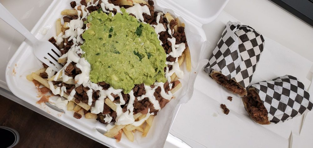 El Burrito Loco Mexican Restaurant: 3535 Martin Luther King Jr Blvd, Lynwood, CA