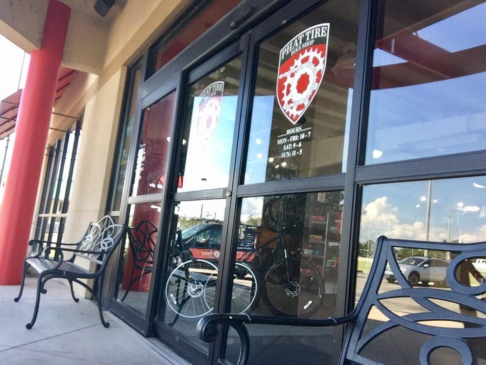 Phat Tire Bike Shop